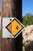 E4 Path Waymark