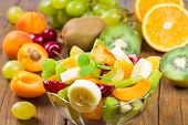 Salad Of Fresh Fruits