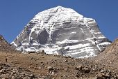 Holy Mount Kailash in Tibet