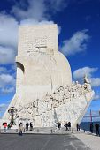 The Monument To The  Discoveries