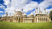 Royal Pavillion Panorama Brighton