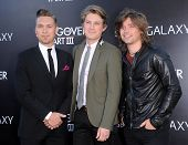LOS ANGELES - MAY 20:  Hanson arrives to the