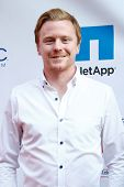NEW YORK-MAY 30: New York Red Bulls player Dax McCarty attends the 5th annual Tuck's Celebrity Billi