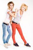 Two Trendy Girls