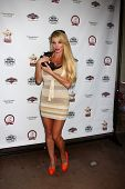 LOS ANGELES - JUN 3:  Taylor Wane at the Player Concert celebrating Devin DeVasquez 50th Birthday to