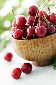 Full Bowl Of Cherries