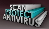 picture of virus scan  - Antivirus to Protect and Scan Your PC System - JPG