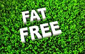 Fat Free and No Fats in Your Food