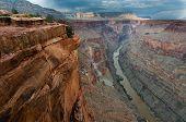 Grand Canyon At Toroweap