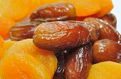 Dates And Apbricots