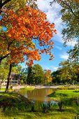 Parque Kadriorg. Tallinn, Estónia
