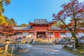 Tamukeyama Hachimangu in Nara