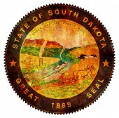 South Dakota Coat Of Arms