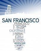 Word cloud - San Fransisco
