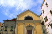 Catedral de San Remo, Italia