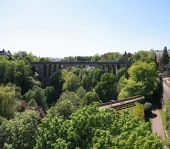 Adolphe Bridge, Luxemburg City, Luxemburg