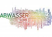 pic of wastewater  - Word cloud  - JPG