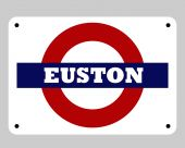 Euston Street Station