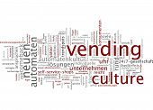 Wort-Wolke - Automaten Kultur