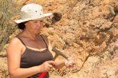 Senior Geologist Woman