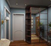 3D Render Interior of Vorraum