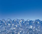 stock photo of ice cube  - HCD35Ice Cubes  - JPG