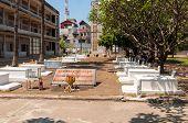 Tuol Sleng Graves