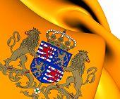 Grand Duke Of Luxembourg Flag