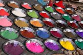 Colorful powder pigments on sale in India
