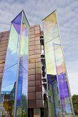 Two Light Prisms By Heinz Mack, Vaduz