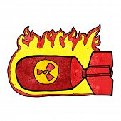 picture of nuclear bomb  - cartoon nuclear bomb - JPG