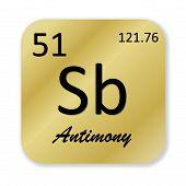Antimony element