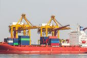 Container Ship