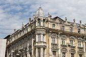 Building in Odessa