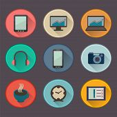 Vector Icons For Freelance And Business