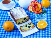 Cake With Olives