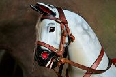 Classical Vintage Rocking Horse