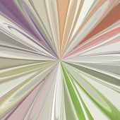 Abstract Colored Background - Pastel Colors