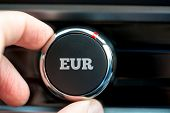 Turning Up A Dial With The Word Eur
