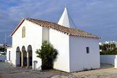 The Chapel of Nossa Senhora da Rocha