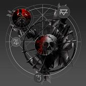 Alchemy skull.