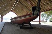 Waitangi boat