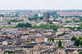 Aerial View Of The City Of Lodz (?ód?), Poland