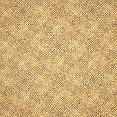 Perspective and closeup view to abstract space of empty light brown, yellow and orange natural clean linen texture for the traditional background in warm rural and grunge colors