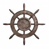 Rusty Steering Wheel