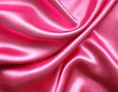 Smooth Elegant Pink Silk