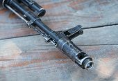 Kalashnikov Ak47