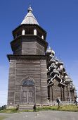 Kizhi, Russia. The Bell Tower