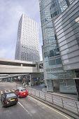 image of crossroads  - Crossroads street view in central Hong Kong  - JPG