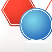 picture of antivirus  - Eps 10 Vector Illustration of Shield with check - JPG